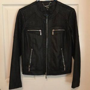 Genuine Leather Jacket by Bernardo